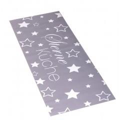 Wenko Küchenteppich Sterne, 46 x 120 cm
