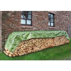 Allzweckplane Wilder Wein, 1,5 x 6 m