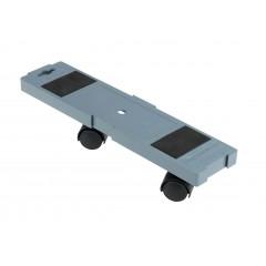 Wenko Multi-Roller Vario-Fix, Möbelroller, 2er Set