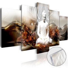 Artgeist Acrylglasbild - Crystal Calm [Glass]