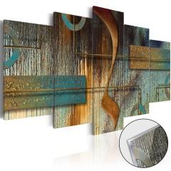 Artgeist Acrylglasbild - Exotic Note [Glass]