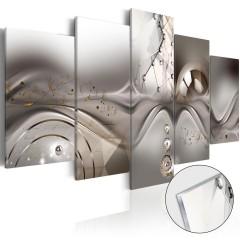 Artgeist Acrylglasbild - Majesty of the Symmetry [Glass]