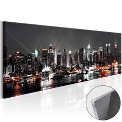 Artgeist Acrylglasbild - New York Dream [Glass]