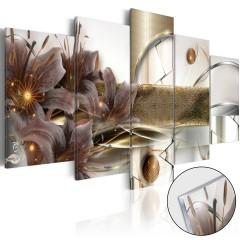 Artgeist Acrylglasbild - The Garden of Space [Glass]