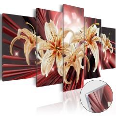 Artgeist Acrylglasbild - The Magic of Passion [Glass]