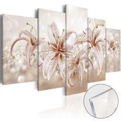 Artgeist Acrylglasbild - The Music of Gentleness [Glass]
