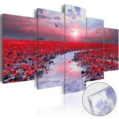 Artgeist Acrylglasbild - The River of Love [Glass]