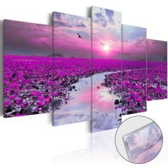 Artgeist Acrylglasbild - The River of Magic [Glass]