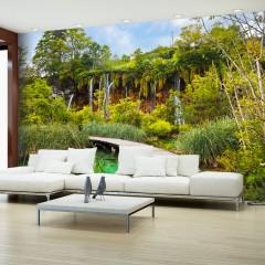 Artgeist Fototapete - Green oasis