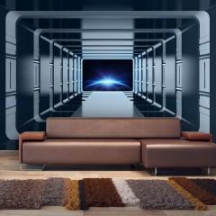 Artgeist Fototapete - Galactic Gates