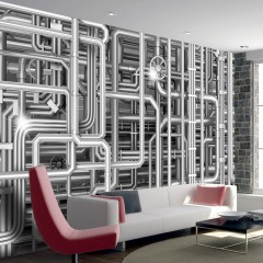 Artgeist Fototapete - Urban Maze