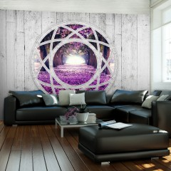Basera® Fototapete Motiv visuelle Raumvergrößerung c-A-0053-a-a, Vliestapete