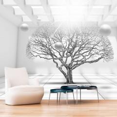 Artgeist Fototapete - Tree of Future