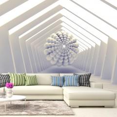 Artgeist Fototapete -  Futuristic Gateway