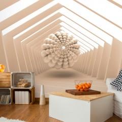 Artgeist Fototapete - Abstract Corridor