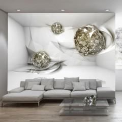 Artgeist Fototapete - Abstract Diamonds
