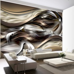 Artgeist Fototapete - Amber winds