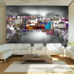 Artgeist Fototapete - Artistic Landscape