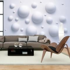 Artgeist Fototapete - Bubble Wall