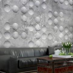 Artgeist Fototapete - Dancing bubbles