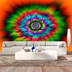Artgeist Fototapete - Farbenkaleidoskop