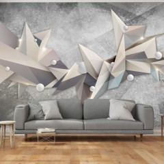 Artgeist Fototapete - Geometrical Constellation