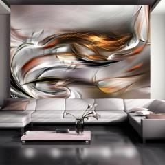 Artgeist Fototapete - Golden cloud