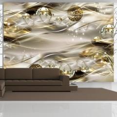 Artgeist Fototapete - Golden Nebula