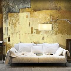 Artgeist Fototapete - Golden Oddity