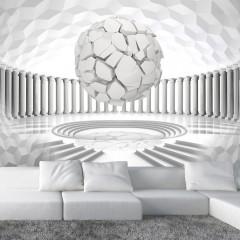 Artgeist Fototapete - Hidden Geometry