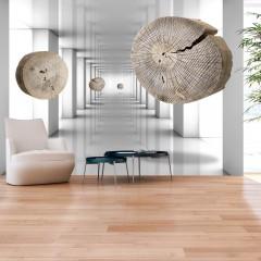 Artgeist Fototapete - Inventive Corridor
