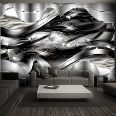 Artgeist Fototapete - Platinum fog