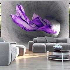 Artgeist Fototapete - Purple Apparition