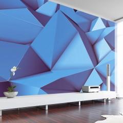 Artgeist Fototapete - Royal blue