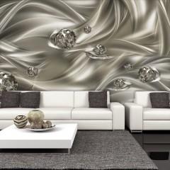 Artgeist Fototapete - Silk Touch