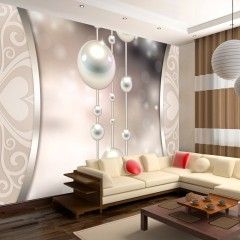 Artgeist Fototapete - String of pearls