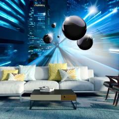 Artgeist Fototapete - Time & Space