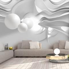 Artgeist Fototapete - White Corridors