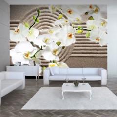 Artgeist Fototapete - Beautiful Zen Garden