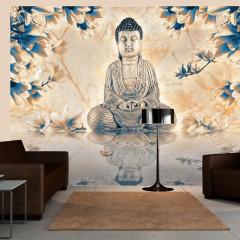 Artgeist Fototapete - Buddha of prosperity