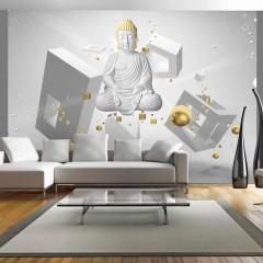 Artgeist Fototapete - Geometric meditation