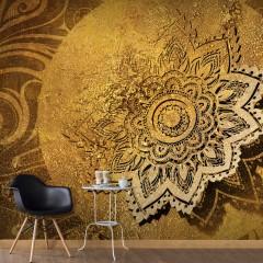 Artgeist Fototapete - Golden Illumination