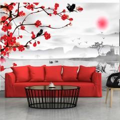 Basera® Fototapete Asienmotiv 10110903-50, Vliestapete