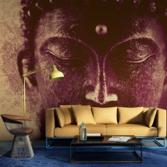 Artgeist Fototapete - Weiser Buddha