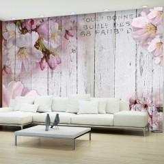 Artgeist Fototapete - Apple Blossoms