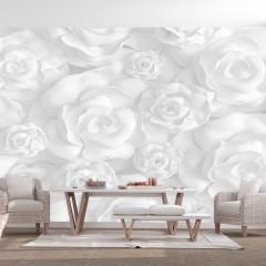 Artgeist Fototapete - Plaster Flowers