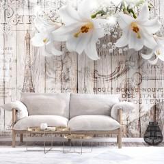 Artgeist Fototapete - Parisian Lilies
