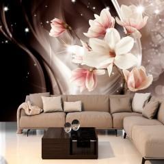 Basera® Fototapete Magnoliamotiv b-C-0069-a-d, Vliestapete