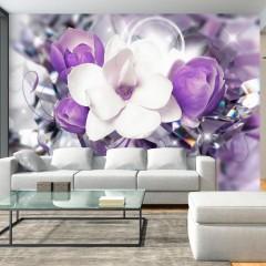 Artgeist Fototapete - Purple Empress