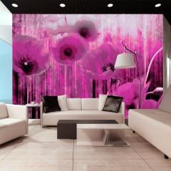Artgeist Fototapete - Pink madness